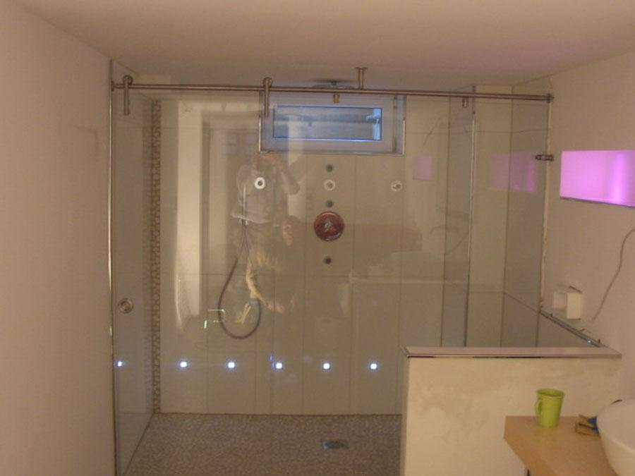 duschabtrennungen als schiebel sung mit beschl gen von pauli sohn. Black Bedroom Furniture Sets. Home Design Ideas